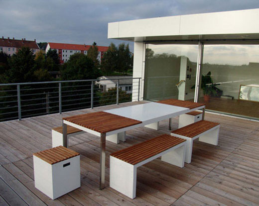 Modern Patio Furniture modern outdoor furniture