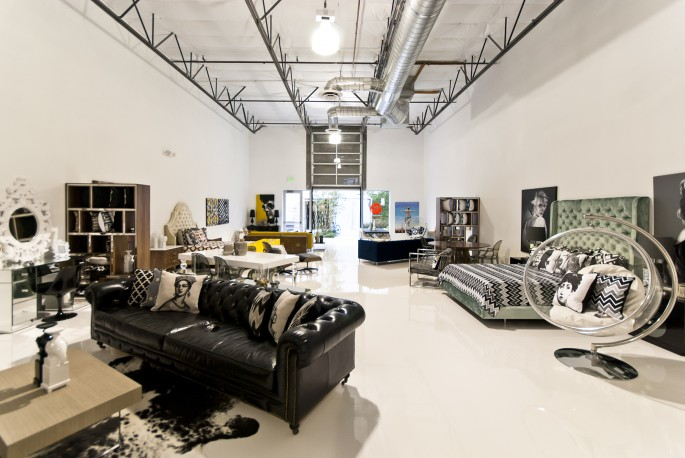 Modern Furniture Store in Orange County, CA