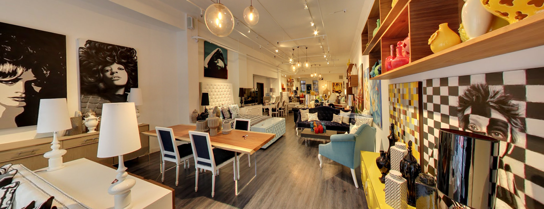 Modern furniture store in nyc for M furniture warehouse chicago