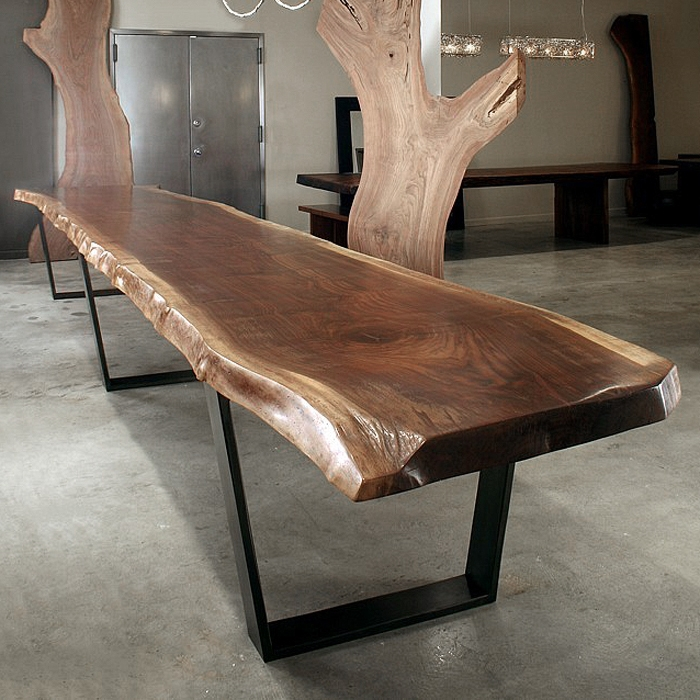 Modern Eco Slab Furniture