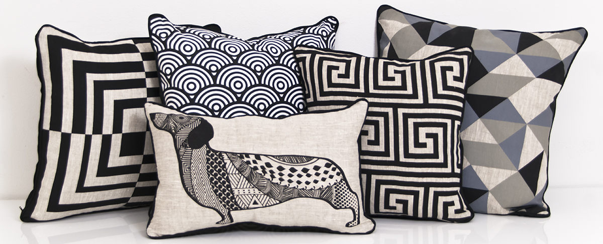 Modern Pillows And Throws : Modern Throw Pillows