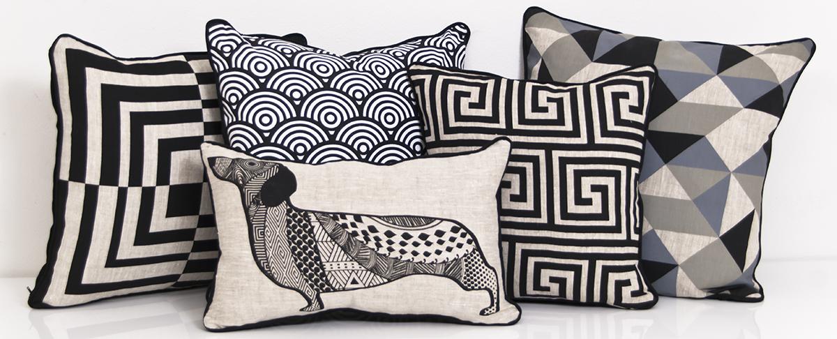 Modern Throw Pillows